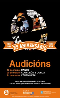 Foto Audicions EMMeD